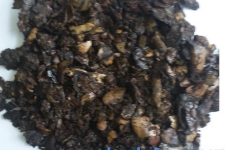Cashew  nut shell residue